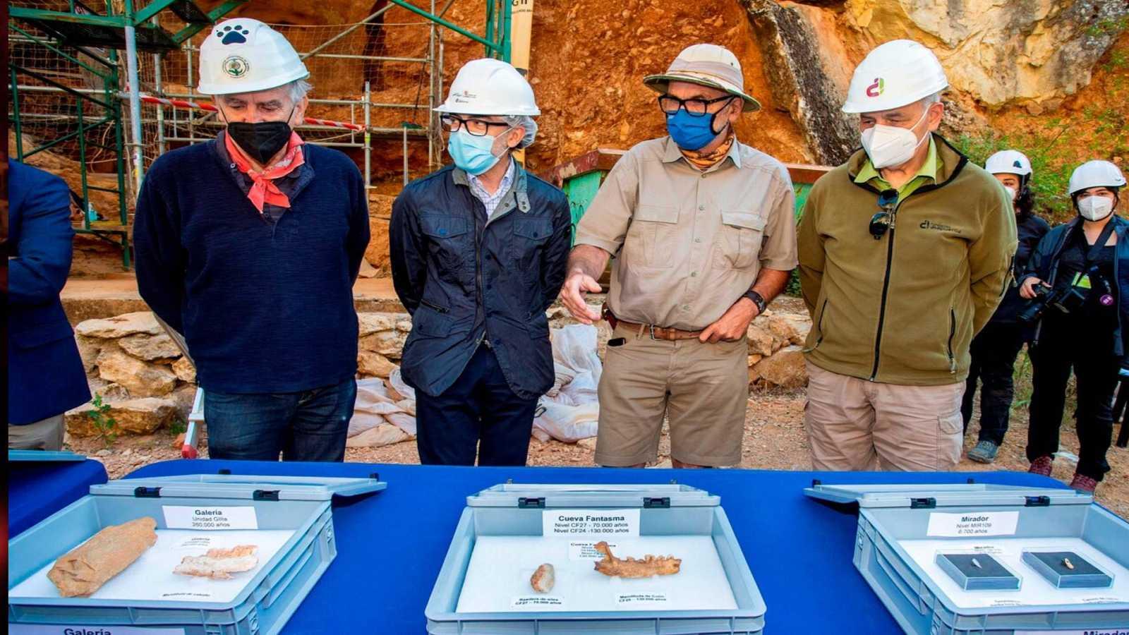 Atapuerca termina la temporada de excavaciones con nuevos hallazgos sobre la evolución humana