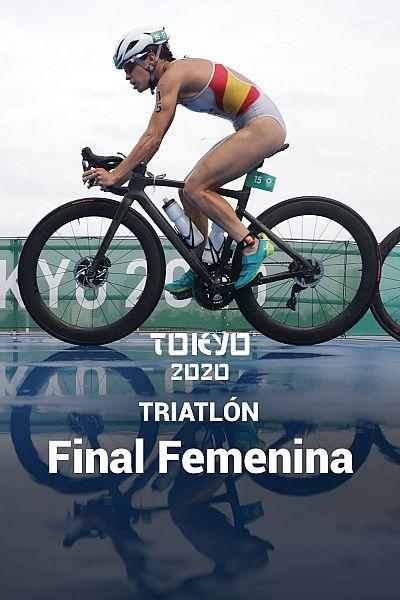 Triatlón. Final Femenina