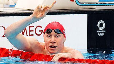 El nadador británico Thomas Dean se lleva el oro en los 200