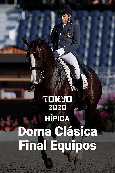Hípica - Doma Clásica. Final