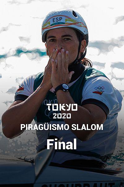 Piragüismo Slalom K1: Final