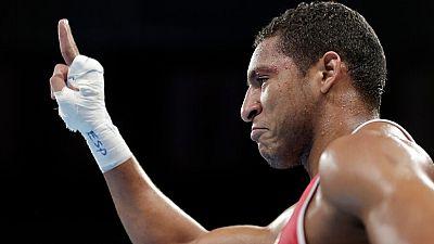 Emmanuel Reyes pasa a cuartos de final tras un 'KO' a Levit