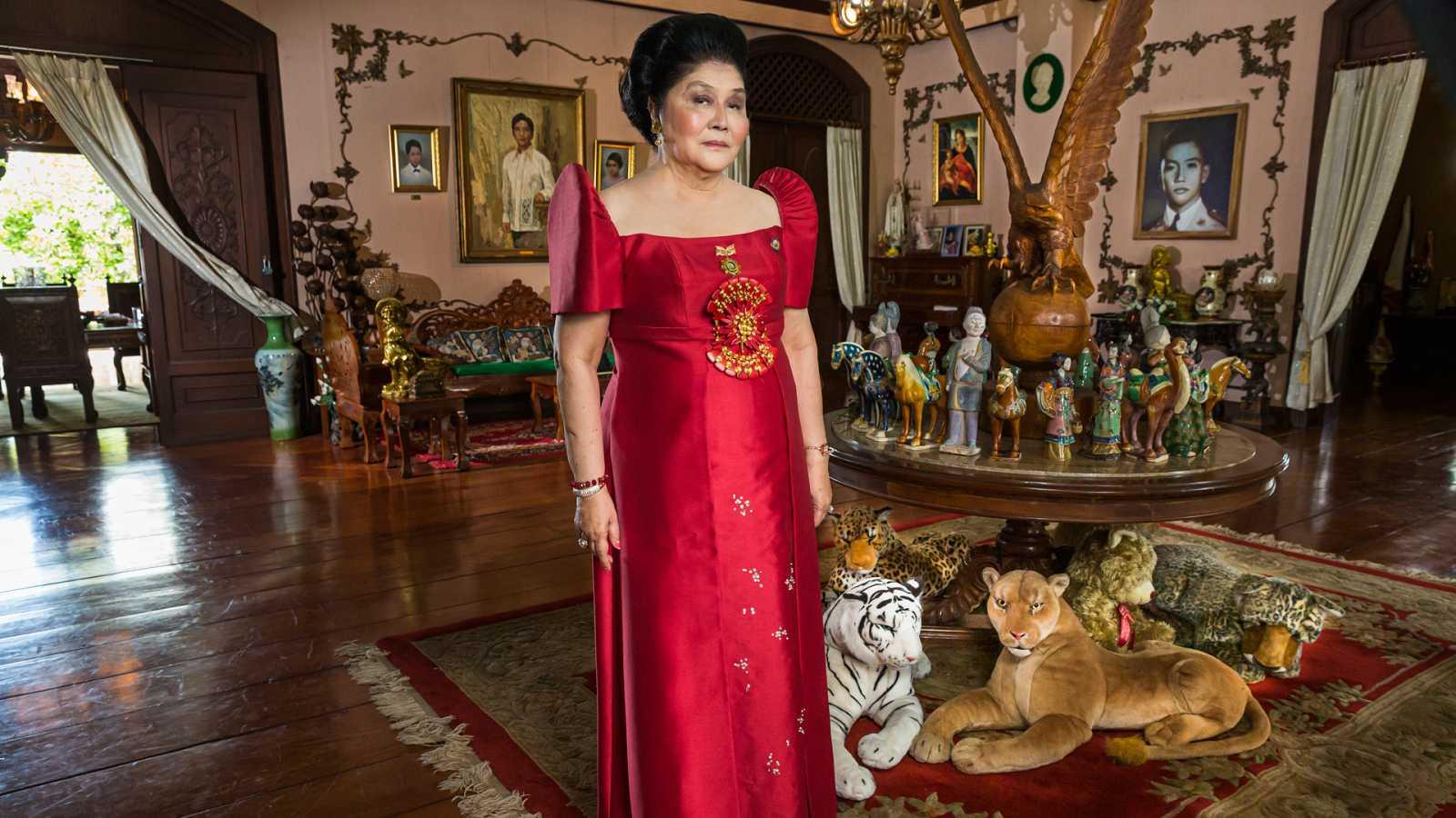 Imelda Marcos: El poder en la sombra