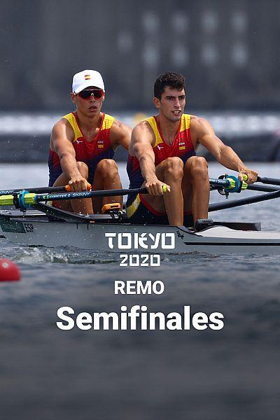 Remo: Semifinales