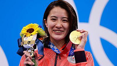 Yui Ohashi logra su segundo oro en los 200 estilos