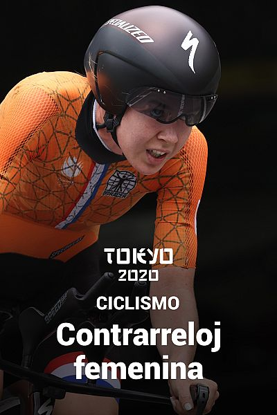 Ciclismo: Contrarreloj femenina