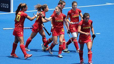 España suma su primer triunfo ante Nueva Zelanda (2-1)
