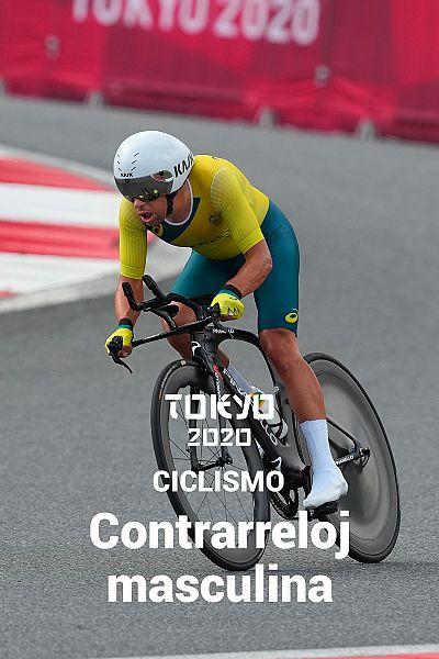 Ciclismo: Contrarreloj masculina