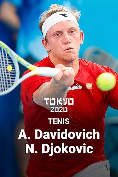 Tenis: Alejandro Davidovich Fokina - Novak Djokovic