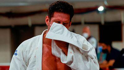 Niko Shera pierde en la repesca por el bronce de judo