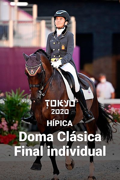 Hípica Doma Clásica: final femenina