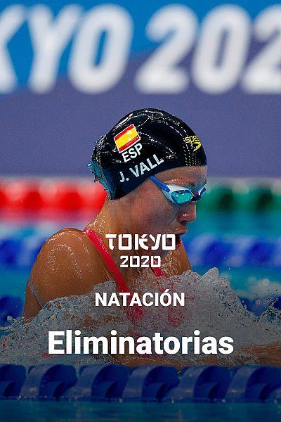 Natación. Eliminatorias 5