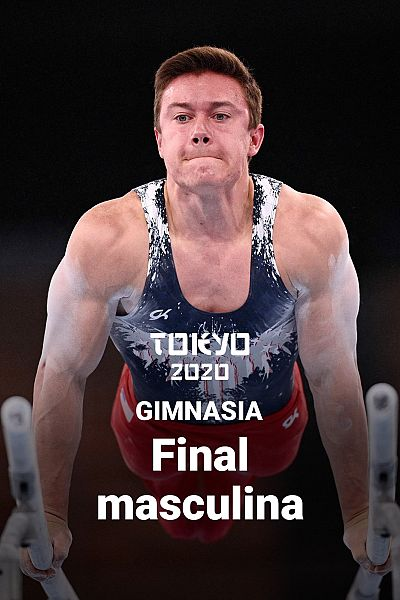 Gimnasia artística: Final individual masculina