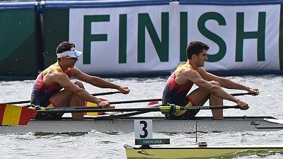Horta y Balasategui, diploma olímpico en Tokyo 2020 tras ganar la final B