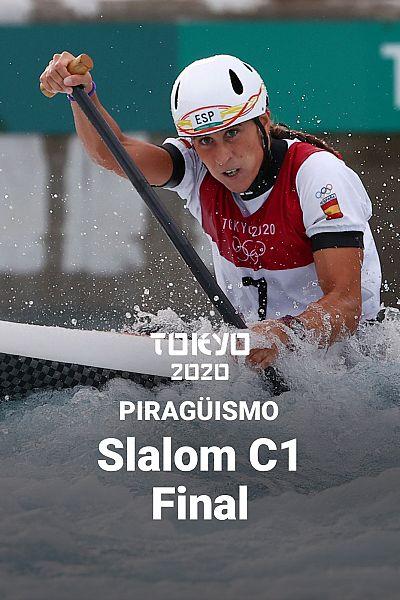 Piragüismo - Slalom C1. Final