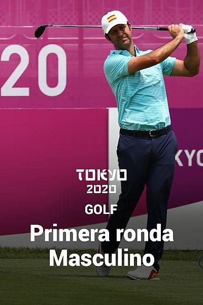 Golf. Primera ronda