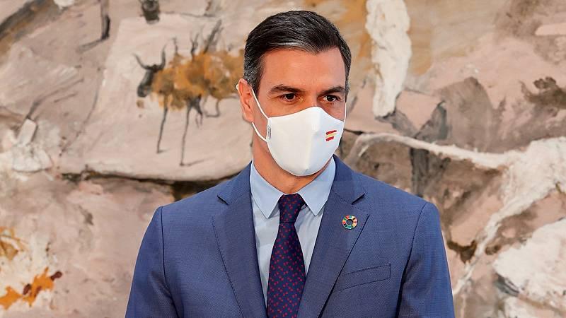 Sánchez destaca que su Gobierno ha cumplido uno de cada tres compromisos adquiridos