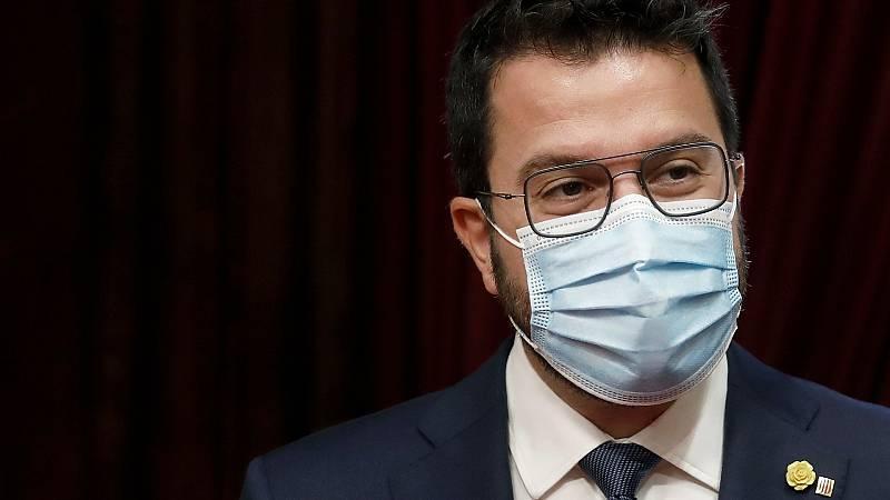 Sánchez lamenta la ausencia de Cataluña en la conferencia de presidentes