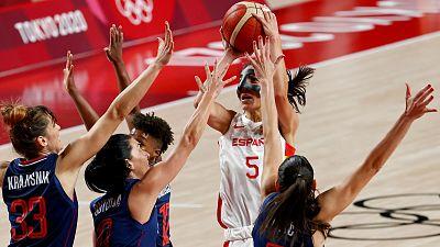 España se venga de Serbia con una remontada espectacular