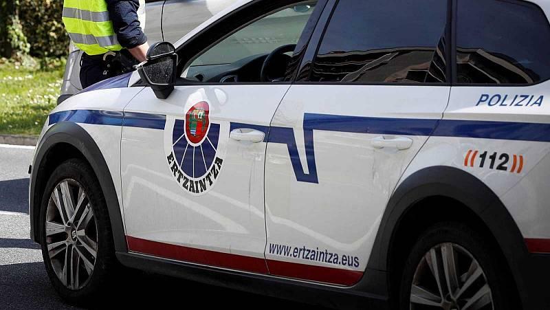 Ocho detenidos por la paliza en grupo a un joven en Amorebieta, Bizkaia