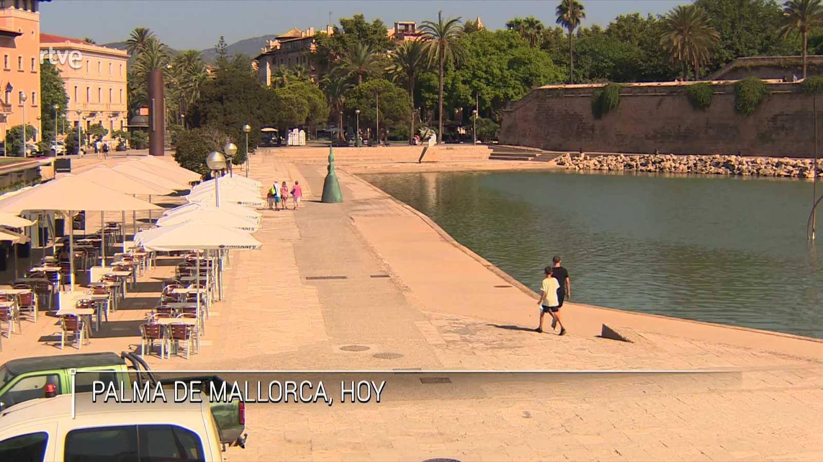 Temperaturas significativamente altas en zonas de la mitad sur peninsular, valle del Ebro y Baleares - ver ahora