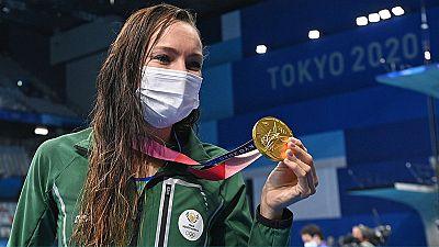 Schoenmaker, oro y récord del mundo en 200