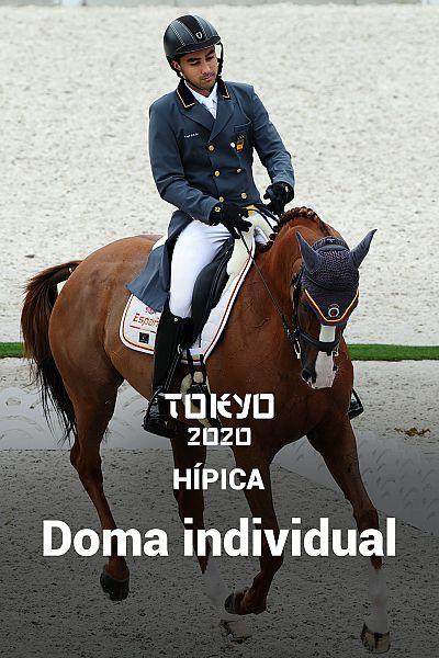 Hípica: Doma Individual. Concurso completo