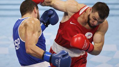 Jalidov pierde por KO ante Khataev