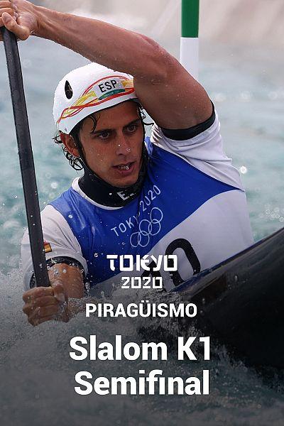 Piragüismo - Slalom K1 Semifinal