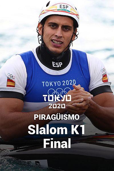 Piragüismo - Slalom K1 Final
