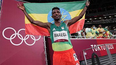 Barega gana los 10.000m con Carlos Mayo decimotercero