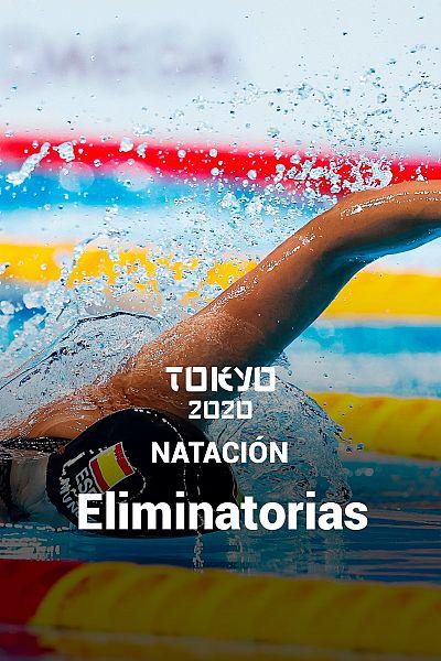 Natación. Eliminatoria Jornada 7