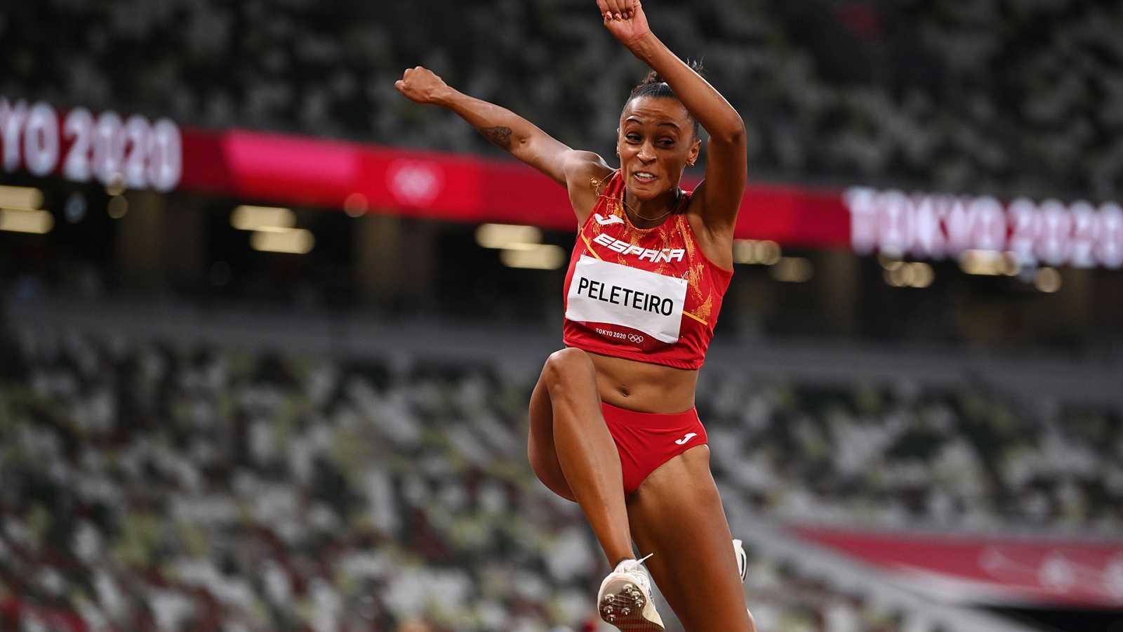 Atletismo: Sesión Vespertina. Jornada 1