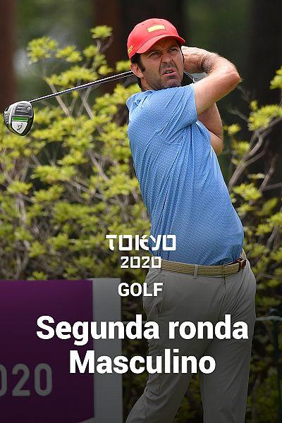 Golf. Segunda ronda