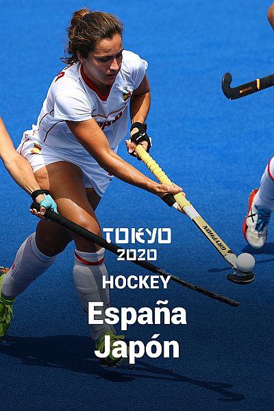 Hockey: España - Japón