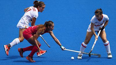 Las 'Red Sticks' avanzan a cuartos tras vencer a Japón