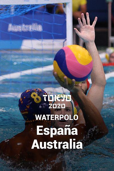 Waterpolo: España - Australia