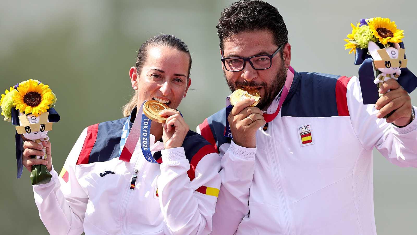 Alberto Fernández y Fátima Gálvez ganan el primer oro español en Tokyo 2020 - Ver ahora