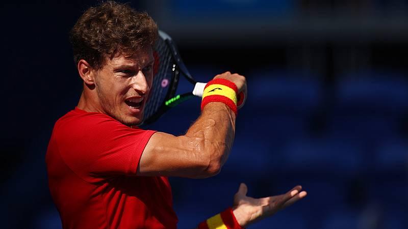 Tokyo 2020 - Tenis masculino. Bronce: N. Djokovic - P. Carreño - Ver ahora