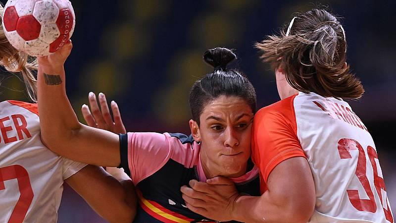 Tokyo 2020 - Balonmano femenino. Grupo B: España - Hungría - Ver ahora