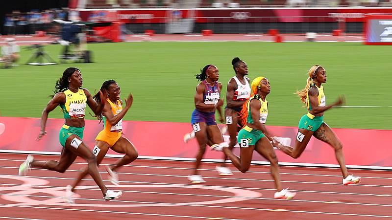 Atletismo: Final femenina 100 metros lisos - Ver ahora
