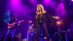 Bonnie Tyler derrocha energía y emoción en Madrid