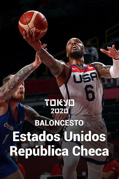 Baloncesto: EEUU - R. Checa