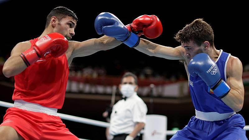 Tokyo 2020 - Boxeo: Mosca masculino Octavos: G. Escobar - D. Asenov - Ver ahora