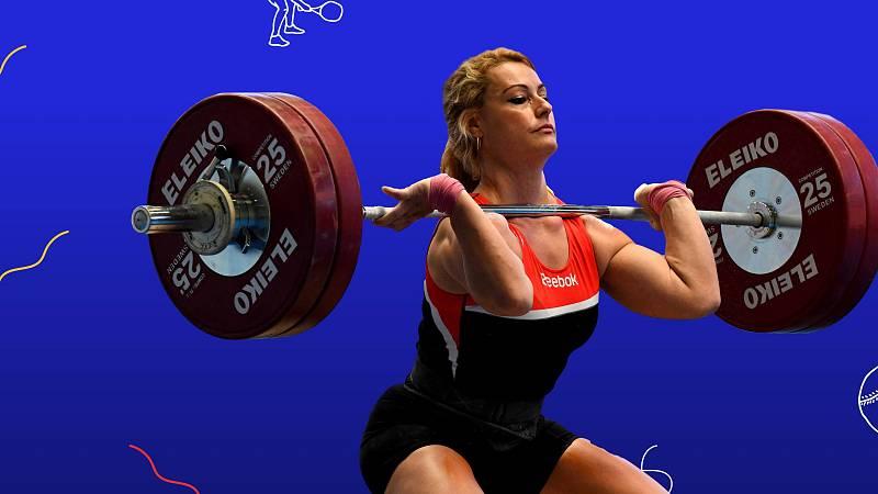 Lydia Valentín, perseverancia por subirse al podio - Ver ahora