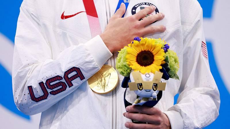 El estadounidense Robert Finke logra su segundo oro en 1.500 metros libres
