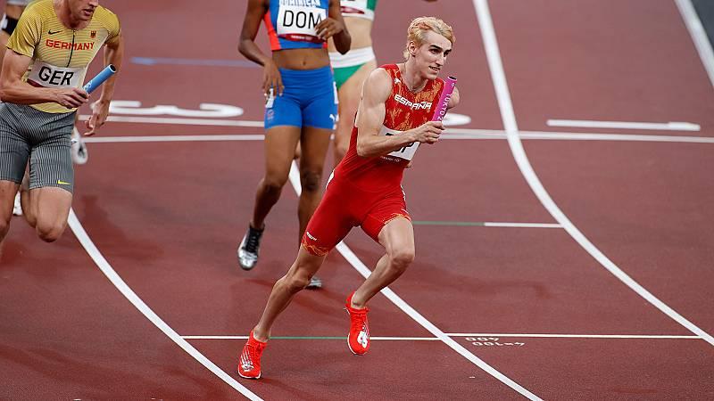 Tokyo 2020 - Atletismo: Sesión matinal. Jornada 3 - Ver ahora