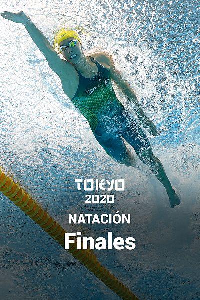 Natación: Finales. Jornada 8