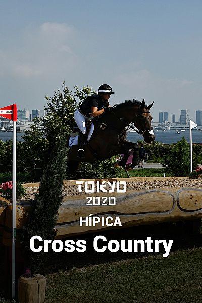 Hípica: Cross country