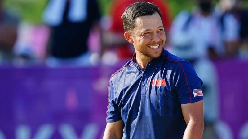 Tokyo 2020   El estadounidense Xander Schauffele, nuevo campeón olímpico de golf